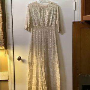Antique Victorian Wedding Dress